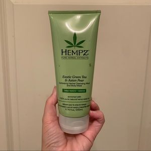HEMPZ Cleansing Mud and Body Mask